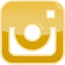 Social, media, Instagram, photo Khaki icon