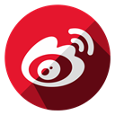 talk, Social, media, Weibo, Communication, Message, Connection Crimson icon
