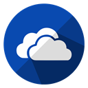 upload, Data, Cloud, onedrive, seo, internet, Server Teal icon