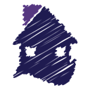 Local, Home, scribble, homepage, house, Address, Apartment MidnightBlue icon