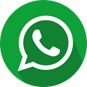 social network, Logo, Whatsapp ForestGreen icon