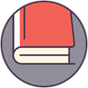 Author, Books, read, Pages, Book, Library Tomato icon