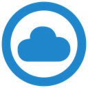 Cloud, cloudapp icon SteelBlue icon
