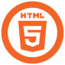 Html5 icon, • html Chocolate icon
