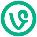 Vine DarkCyan icon