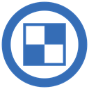 Delicious SteelBlue icon
