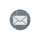 Social, internet, mails, Email, network Black icon