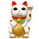 maneki, maneki neko, neko, Clients, mimimi, nyash, Cat Black icon