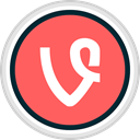 media, share, Social, Vine Tomato icon