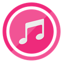 itunes DeepPink icon