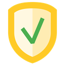 security, Protection, shield, protect, Advantage Gold icon