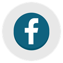 Logo, Social, friend, Facebook, social media, messanger Lavender icon