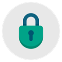 Authorisation, password, Lock, padlock, privacy, security, Safe Lavender icon