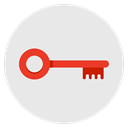 Unlock, Safe, Lock, Access, Key, safety Lavender icon