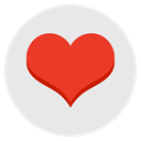 Relationship, love, valentines, Heart, dating, date Lavender icon