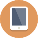 Tablet, Device Icon