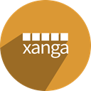 Xanga Goldenrod icon