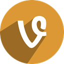 Vine, v Goldenrod icon