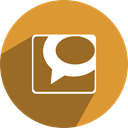 network, Technorati, Social, media, free Sienna icon