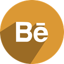 Behance, Be Goldenrod icon