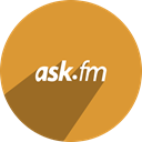 Fm, Ask.fm, Ask Goldenrod icon