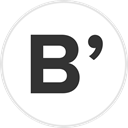 media, Social, Bloglovin, Logo DarkSlateGray icon
