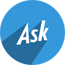 Ask DodgerBlue icon
