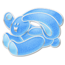 rabbit CornflowerBlue icon