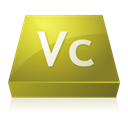 version, adobe, Cue OliveDrab icon