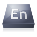 Encore, adobe DarkSlateGray icon