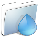 Graphite, torrent, Folder, smooth LightSteelBlue icon