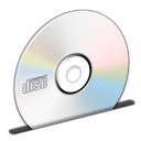 Cd, disc, save, Disk Black icon
