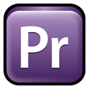 adobe, Cs, Premiere DarkSlateBlue icon