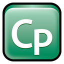 adobe, Captivate, Cs DarkSeaGreen icon