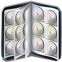 reading, Disk, Book, Cd, disc, save, read DarkGray icon