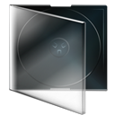 save, Boite, disc, Disk, vide, Cd DarkSlateGray icon