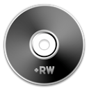 Dvd, disc, Rw DarkSlateGray icon