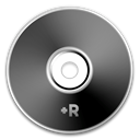 Dvd, disc DarkSlateGray icon