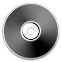 disc, Dvd DarkSlateGray icon