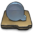 files, quicktime DimGray icon