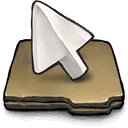 Cursor DarkSlateGray icon