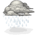 light, Rain Icon