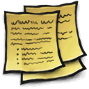stickies DarkKhaki icon