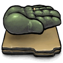 jade, Hands Icon