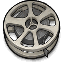 movie DimGray icon