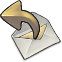 reply LightGray icon