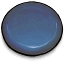 Decide, Condom, maybe, you, Frisbee DarkSlateBlue icon