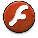 that, used, never, macro, adobe, Flash, Get SaddleBrown icon