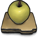 Fruit DarkKhaki icon