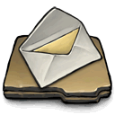 mail DarkSlateGray icon